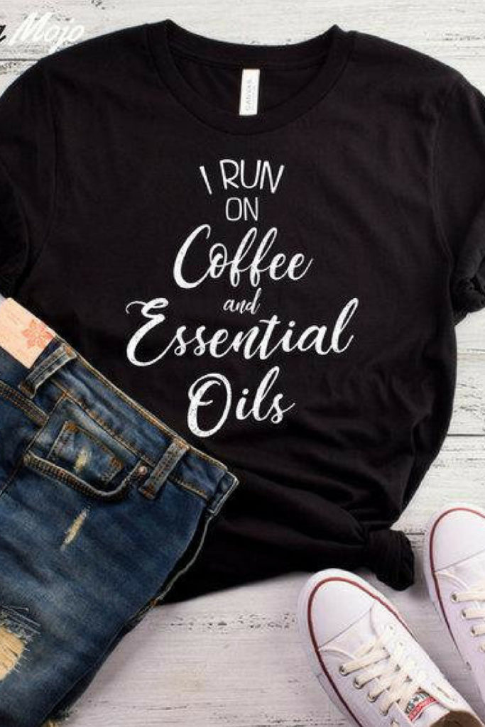 funny essential oil t-shirt