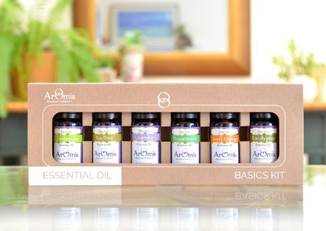 ArOmis Essential Oils - Best Essential Oils Brands