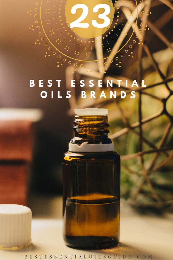 23 Best Essential Oils Brands - Best Pure Essential Oils Companies. What are the Best Essential Oils Brands? With so many to choose from how do you know which ones are the most Reputable Essential Oil Companies? Here's a list of 23 to get you started...