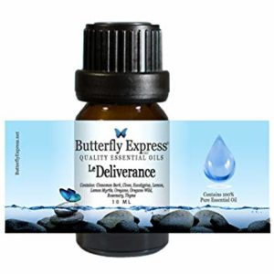 Butterfly Express - Best Essential Oils Brands