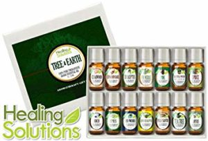 Healing Solutions - Best Essential Oils Brands