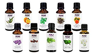 NOW Foods Essential Oils - Best Essential Oils Brands