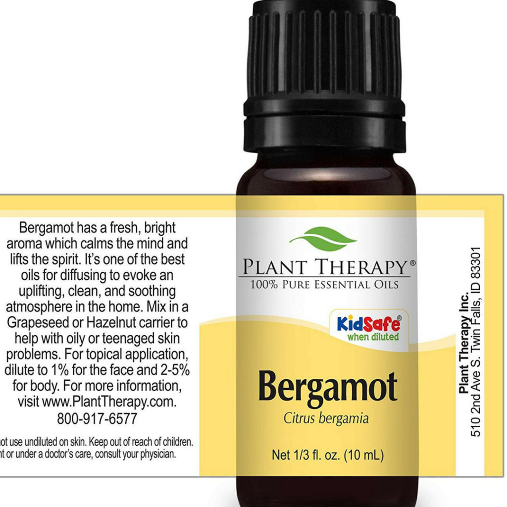 Best essential oils bergamot