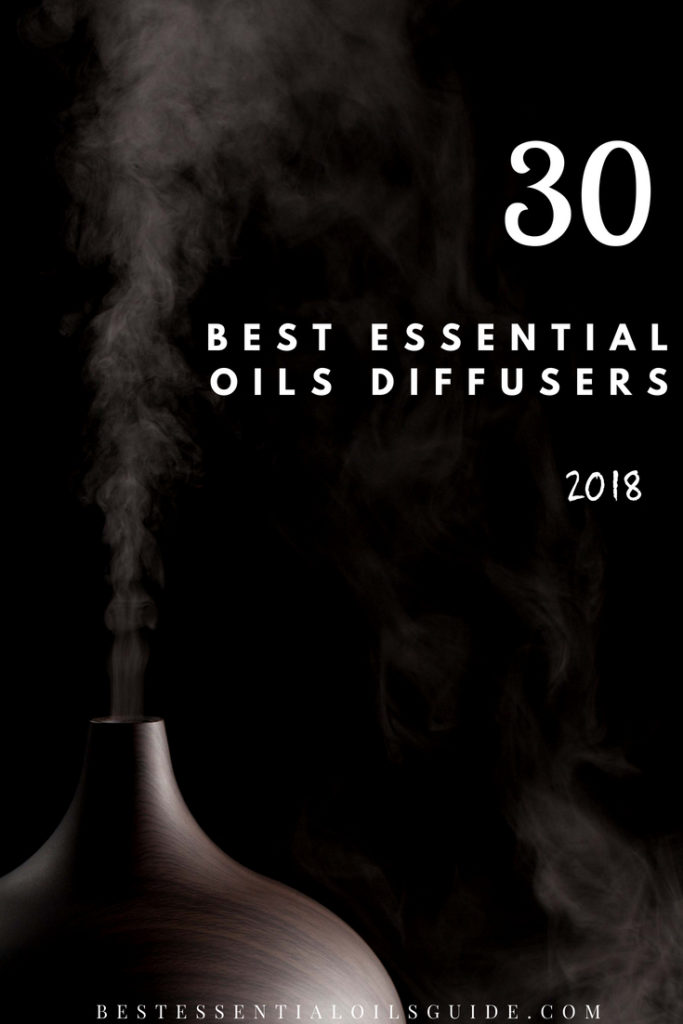 Best Essential Oil Diffuser 2018. Also we explain what is an essential oil diffuser, nebulizer vs diffuser & ultrasonic essential oil diffusers