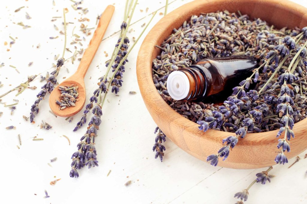 Best Essential Oils For Travel - Lavender Essential oil