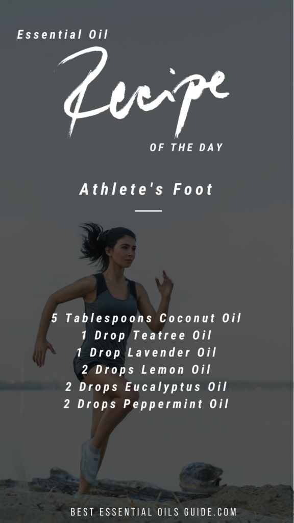 What are the best Essential Oils For Athlete's Foot? We look at this and also how to treat other skin conditions using essential oils.