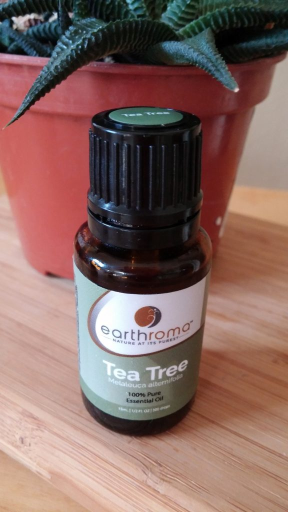 Essential Oils for Athlete's Foot - Tea Tree Oil For Feet